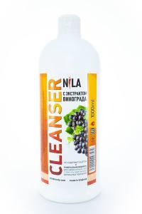 Жидкость для снятия липкого слоя Nila 1л виноград