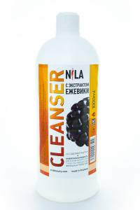Жидкость для снятия липкого слоя Nila 1л ежевика
