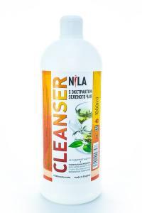 Жидкость для снятия липкого слоя Nila 1 л зеленый чай