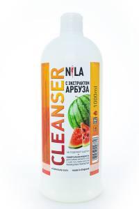 Жидкость для снятия липкого слоя Nila 1л арбуз