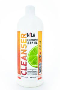 Жидкость для снятия липкого слоя Nila 1л лайм