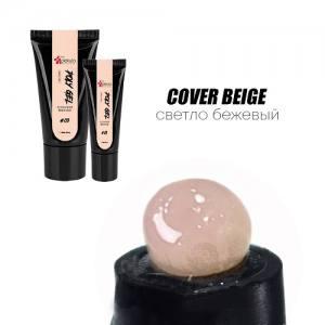 Полигель Molekula  Poly gel №03 cover beige (светло бежевый)