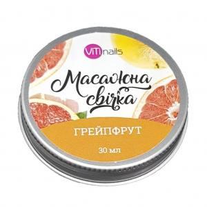 Свеча массажная Viti Nails 30 мл Грейпфрут