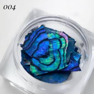 Гель цветной с блестками Glitter Play от Master Professional 004