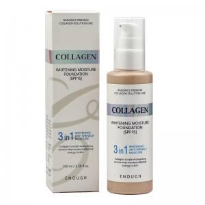 Тональный крем Collagen Enough 3 в 1