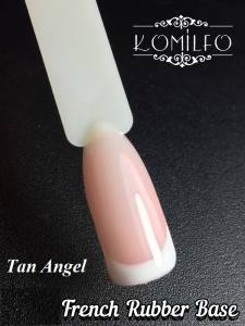 База Komilfo French Rubber Base 004 Tan Angel, 8 мл