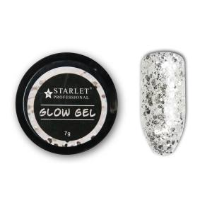 Glow Gel Starlet Professional, st-g 01