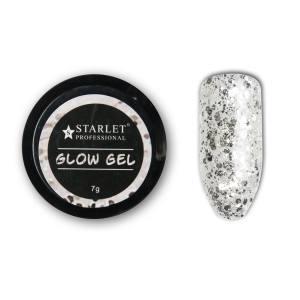 Glow Gel Starlet Professional, st-g 01