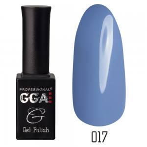Гель лак GGA Professional 10 мл №17