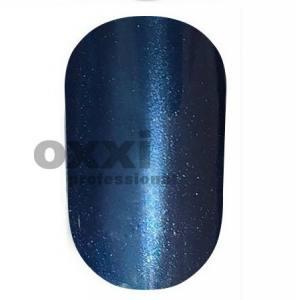 """Гель лак Oxxi """"Кошачий глаз"""" №026 (синий, магнитный)"""