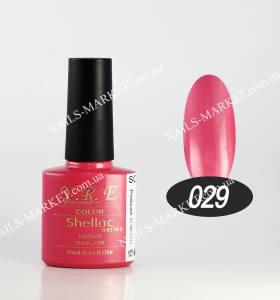 Гель-лак YRE/Bluesky 10мл №29 малиново-розовый перламутровый