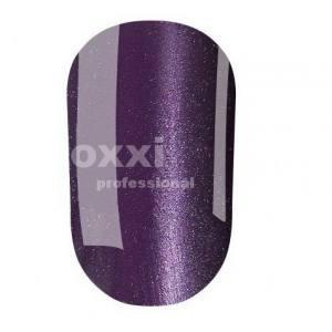 """Гель лак Oxxi """"Кошачий глаз"""" №035(фиолетовый, магнитный)"""