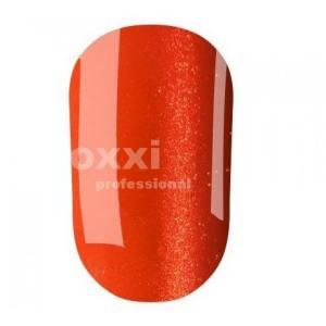 """Гель лак Oxxi """"Кошачий глаз"""" №040 (оранжевый, магнитный)"""