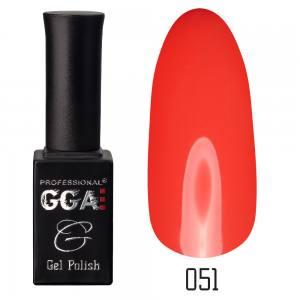 Гель лак GGA Professional 10 мл №51