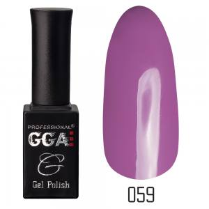 Гель лак GGA Professional 10 мл №59