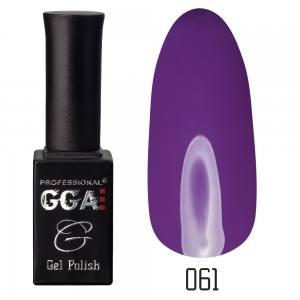 Гель лак GGA Professional 10 мл №61