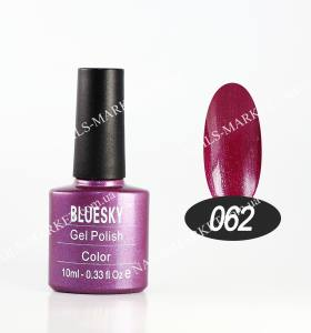 Гель-лак YRE/Bluesky 10мл №62