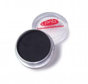 Цветная акриловая пудра PNB 06 черный