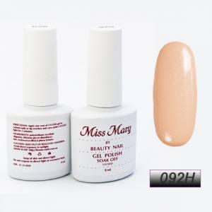 Гель-лак Miss Mary 8ml № 092