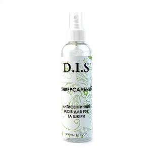 Универсальный антисептическое средство для рук и кожи Dis Nails 250мл