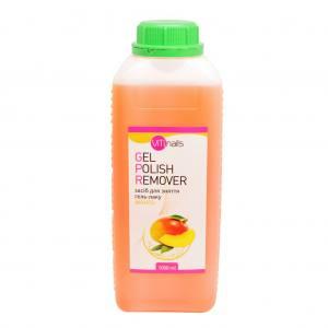 Жидкость для снятия гель-лака Viti с экстрактом манго, 1л