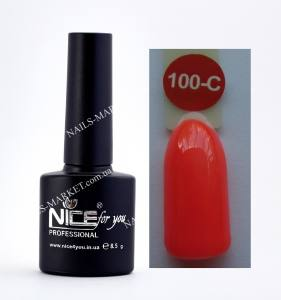 Гель-лак Nice серия cool C100