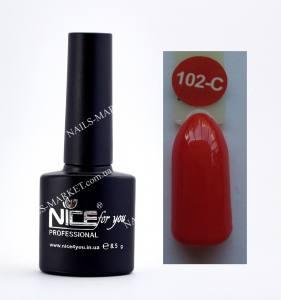 Гель-лак Nice серия cool C102