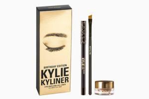 Гелевая подводка для глаз Kylie (Кайли) Kyliner Dark Bronze