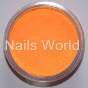 Акрил Nails World Color Acrylic Neon Orange, 2.5g Оранжевый