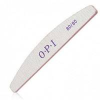 Пилка OPI 80/80 полумесяц серая