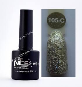Гель-лак Nice серия cool C105