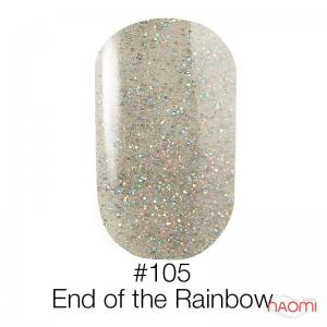 Гель-лак Naomi 105 End of the Rainbow, 6 мл