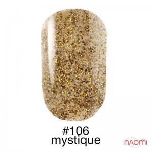 Гель-лак Naomi 106 Mystique, 6 мл