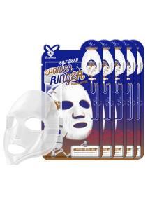 Тканевая маска для жирной и комби- кожи ELIZAVECCA EGF DEEP POWER RINGER MASK PACK  23 мл