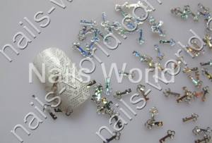 Декоративные ключики, серебрянные