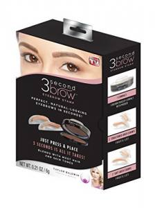 Водонепроницаемый порошок для бровей Turelifes Waterproof Eye Brow Stamp Powder Perfect Eyebrow
