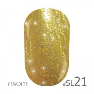 Гель-лак Naomi Self Illuminated SI №21, 6 мл