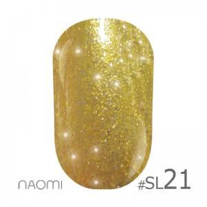 Гель-лак Naomi Self Illuminated SI №21, 6 мл