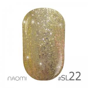 Гель-лак Naomi Self Illuminated SI №22, 6 мл