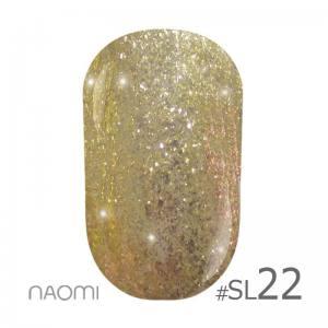Гель-лак Naomi Self Illuminated SI №22, 6 мл