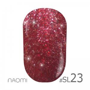 Гель-лак Naomi Self Illuminated SI №23, 6 мл
