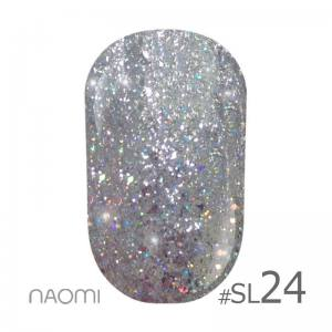 Гель-лак Naomi Self Illuminated SI №24, 6 мл