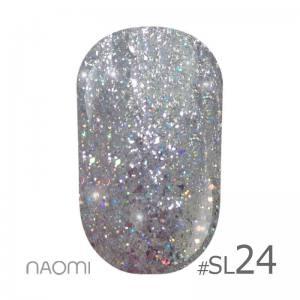 Гель-лак Naomi Self Illuminated SI №24, 6 мл