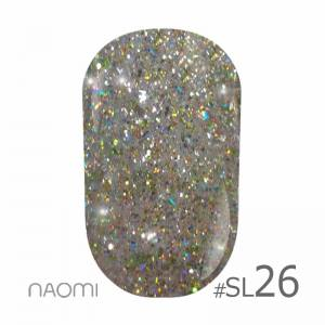 Гель-лак Naomi Self Illuminated SI №26, 6 мл