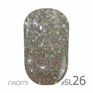 Гель-лак Naomi Self Illuminated SI №26, 6 мл