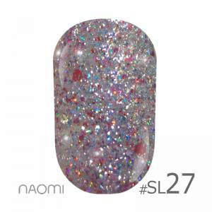 Гель-лак Naomi Self Illuminated SI №27, 6 мл