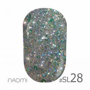 Гель-лак Naomi Self Illuminated SI №28, 6 мл