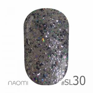 Гель-лак Naomi Self Illuminated SI №30, 6 мл