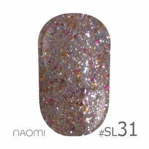 Гель-лак Naomi Self Illuminated SI №31, 6 мл
