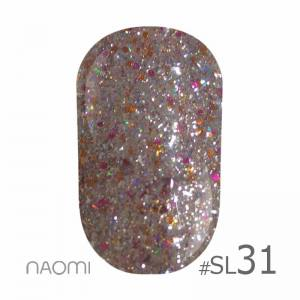 Гель-лак Naomi Self Illuminated SI №31, 6 мл